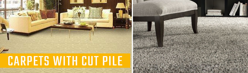 Carpet With Cut Pile in Melbourne