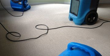 Flood Water Damage Restoration Blackwarry