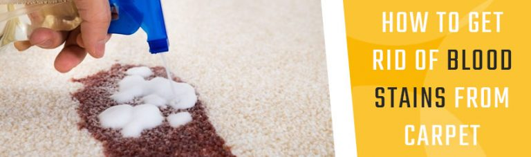Get Rid Of Blood Stains From Carpet Melbourne