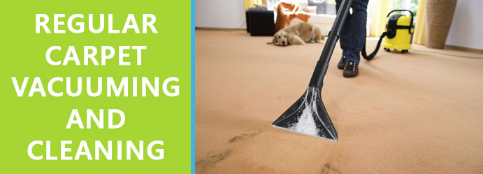 Carpet Vacuuming and Cleaning Melbourne
