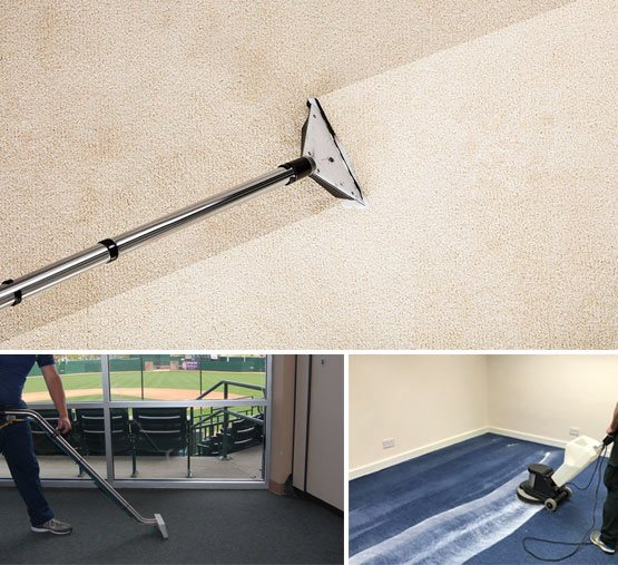Carpet Sanitization Arbuckle