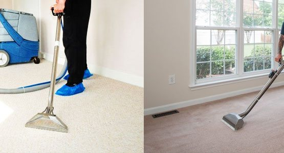 Professional Carpet Cleaning Woodside North