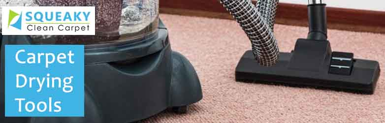 Carpet Drying Tools