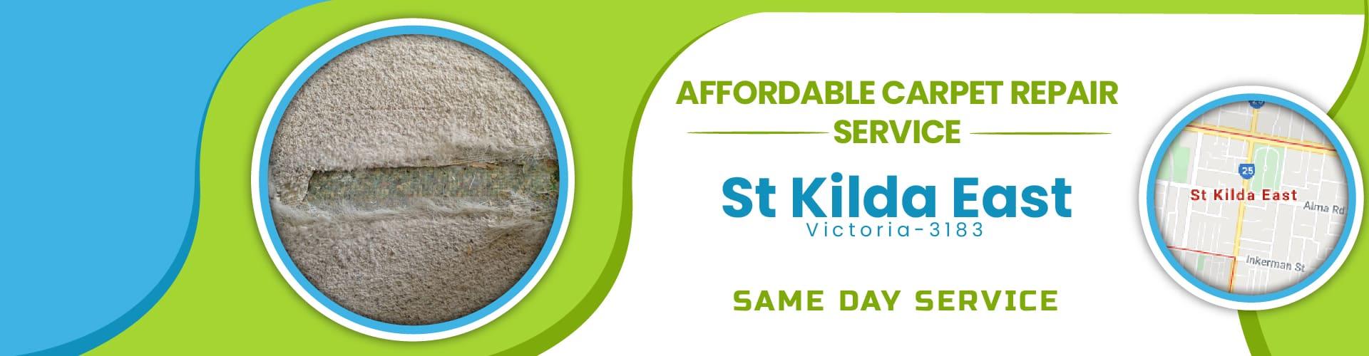 Carpet Repairs St Kilda East