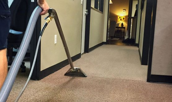 Carpet Cleaning Services Were Street