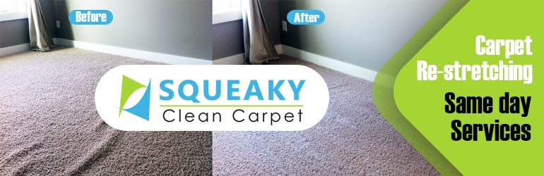 Carpet Re-Stretching Canungra