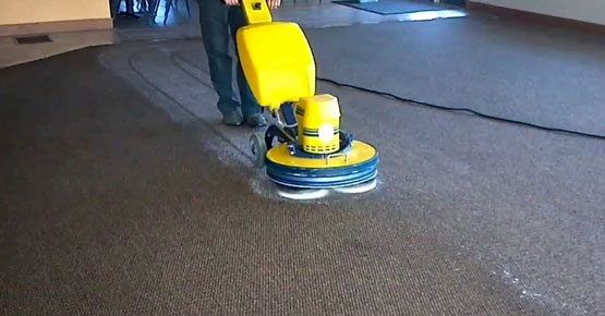 Carpet shampooing Devenish