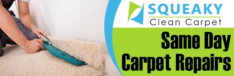 Same Day Carpet Repair Service