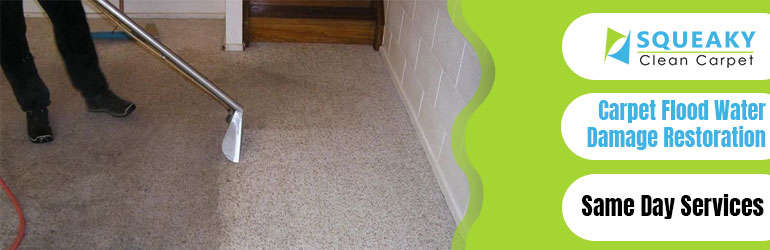 Carpet Flood Water Damage Restoration Stirling