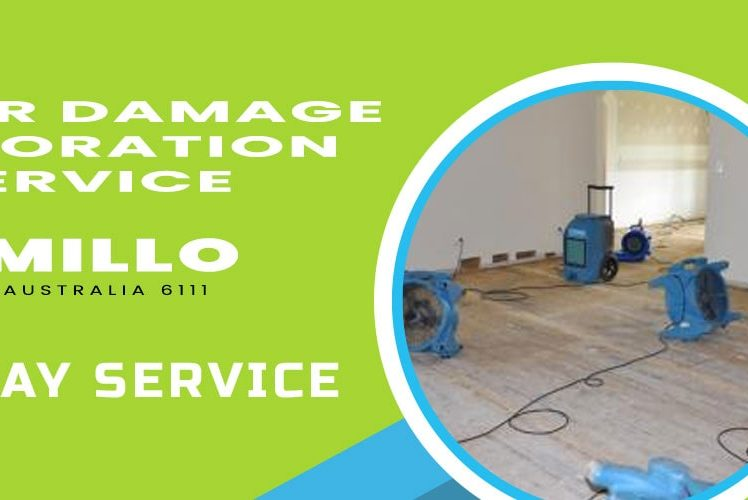 Water Damage Restoration Camillo