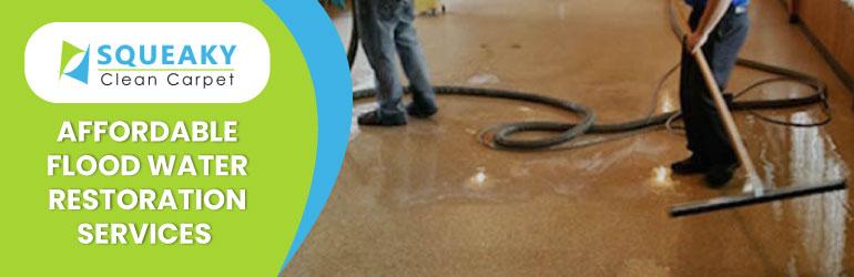 Affordable Flood-Water Restoration Service